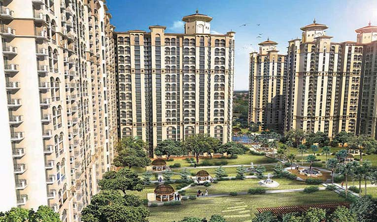 DLF Capital Greens Phase 1 Delhi