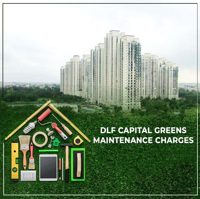 DLF Capital Greens