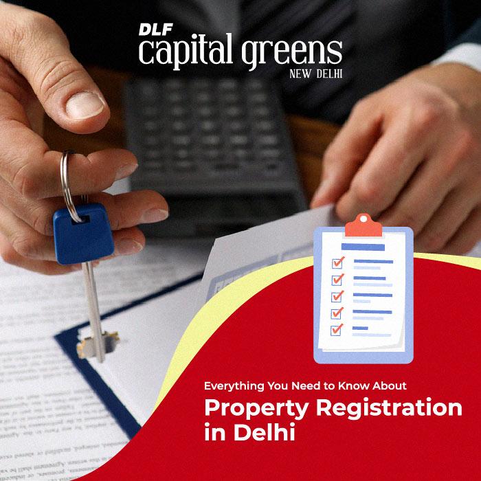 Property Registration in Delhi